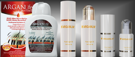 ARGANLife Hair Loss Regrowth Shampoo  67